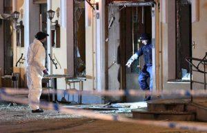 13fa889d71 Ισχυρή έκρηξη στην Στοκχόλμη! Πολλοί τραυματίες!